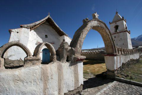 Eglise d'Isluga