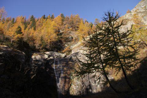 Rivière La Salanfe